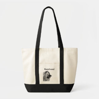 Keeshond Totebag トートバッグ