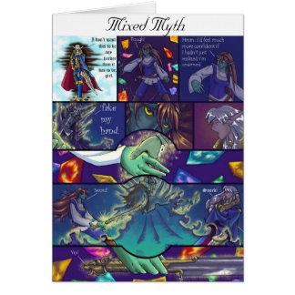 Keevaの剣 カード