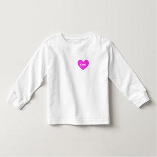 Keira トドラーTシャツ