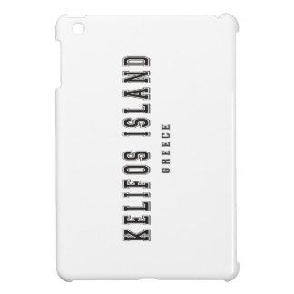 Kelifosの島ギリシャ iPad Miniカバー