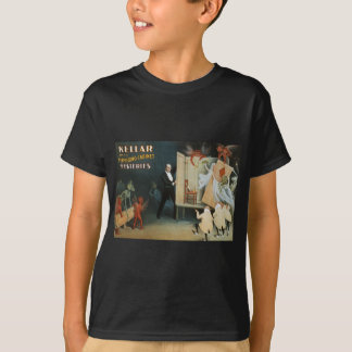 Kellarおよび彼の複雑なキャビネットのミステリー Tシャツ