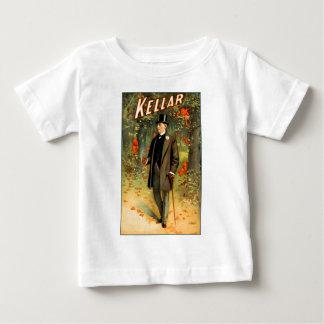 Kellarは精神と散歩します! ベビーTシャツ