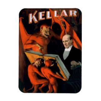 """Kellar - """"悪魔指示""""の磁石 マグネット"""