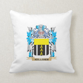 Kelleherの紋章付き外衣-家紋 クッション