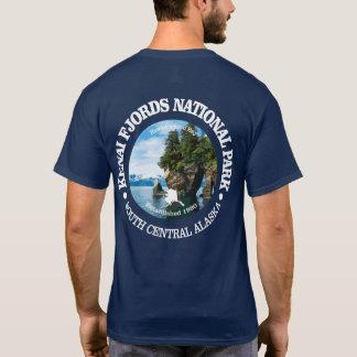 KenaiのフィヨルドNP Tシャツ