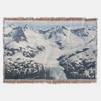 Kenai山、アラスカ スローブランケット