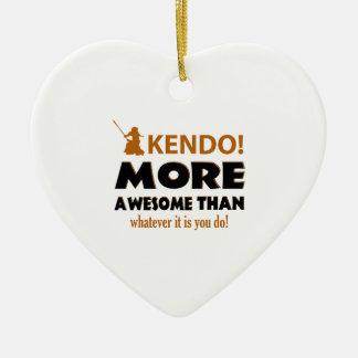 KENDOのデザイン セラミックオーナメント