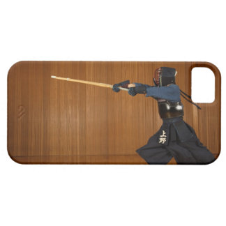 KendoのFencerの練習 iPhone SE/5/5s ケース