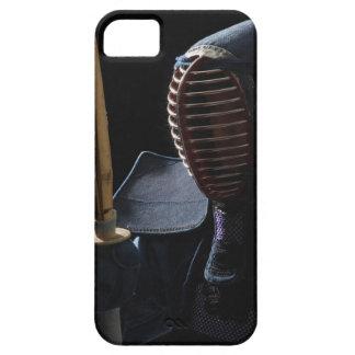KendoのFencer 6のポートレート iPhone SE/5/5s ケース