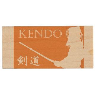 Kendo 木製 USBメモリー