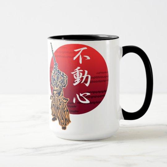 kendo fudoshin マグカップ