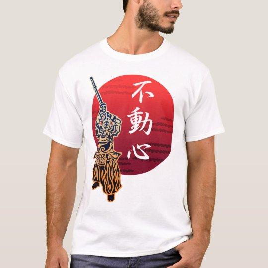 kendo fudoshin tシャツ
