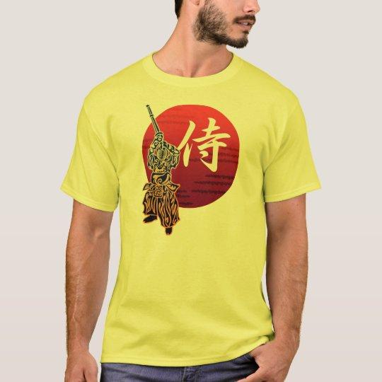 Kendo samurai tシャツ