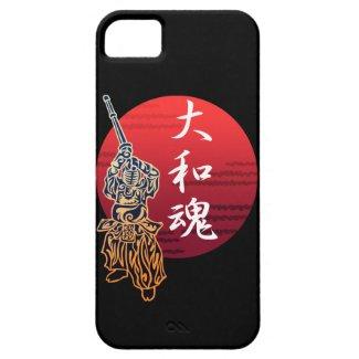 kendo yamatodamashii iPhone 5 case