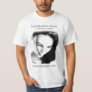 Kendraのスプリンガー-希望のTシャツ Tシャツ