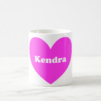 Kendra コーヒーマグカップ