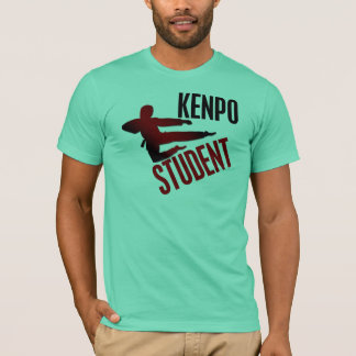 Kenpo学生の人2.1 Tシャツ