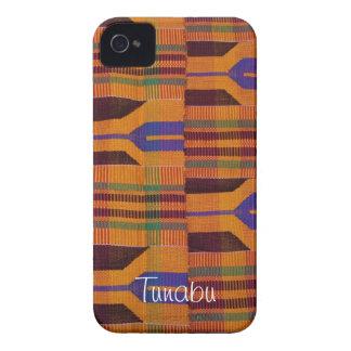 Kenteの布iPhone4の箱 Case-Mate iPhone 4 ケース