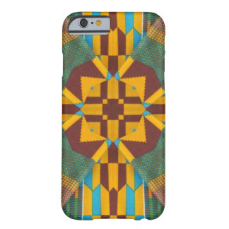 Kente 7 barely there iPhone 6 ケース