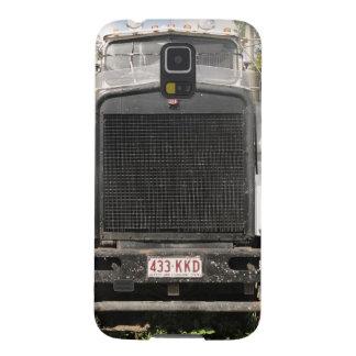 Kenworthのクラシックなトラック Galaxy S5 ケース