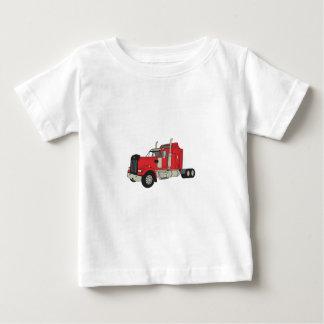 Kenworthのトラクター ベビーTシャツ