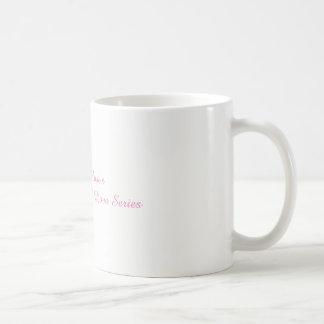 Kenzieのばら色のコーヒーカップ コーヒーマグカップ