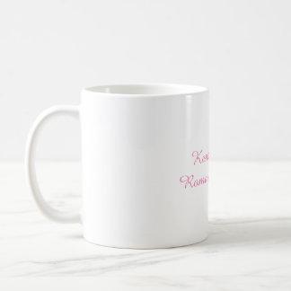 Kenzieのバラの読者のグループ コーヒーマグカップ