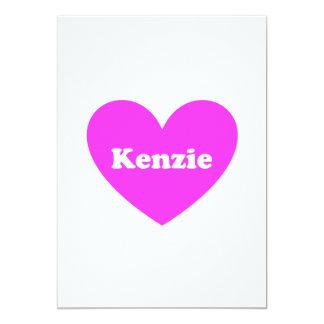 Kenzie カード