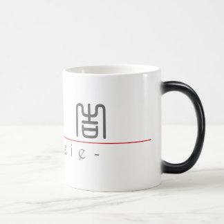 Kenzie 21307_0.pdfの中国のな名前 モーフィングマグカップ
