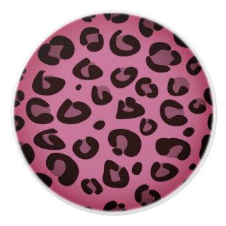 Keramicのノブ: ピンクのトラ セラミックノブ