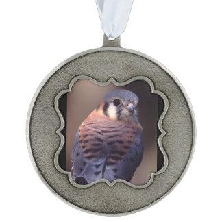 kestrel、《鳥》ハヤブサ オーナメント