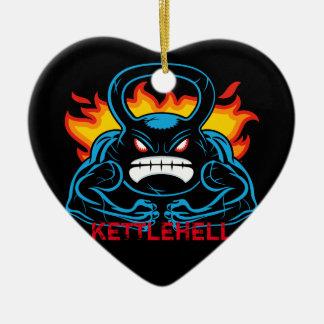 kettlehell セラミックオーナメント