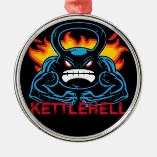 kettlehell メタルオーナメント
