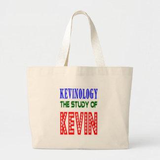 Kevinology ラージトートバッグ