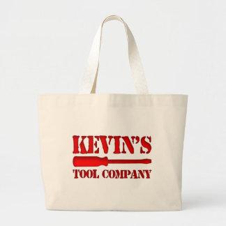 Kevin's Tool Companyの ラージトートバッグ