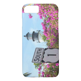 Key Westの灯台、フロリダ iPhone 8/7ケース