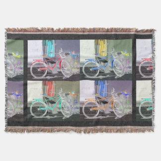 Key Westの自転車 スローブランケット