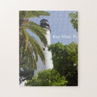 Key Westフロリダの灯台パズル ジグソーパズル