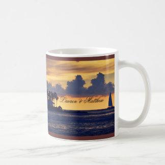 Key Westフロリダは…煩わしさから逃れます コーヒーマグカップ