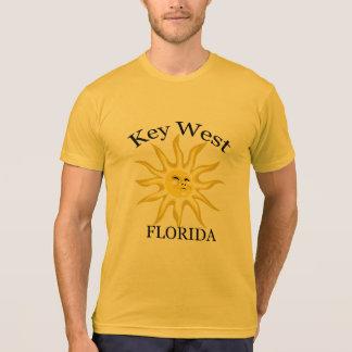 Key Westフロリダ日曜日のTシャツ Tシャツ