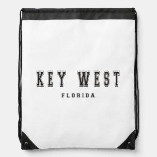 Key Westフロリダ ナップサック