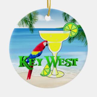 Key Westマルガリータ セラミックオーナメント