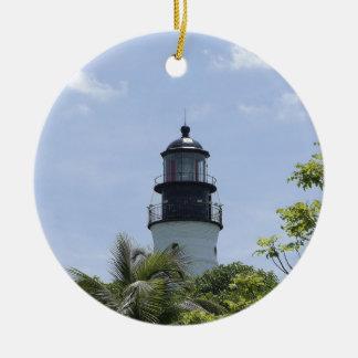 Key West標識 セラミックオーナメント