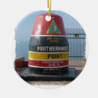 Key West セラミックオーナメント