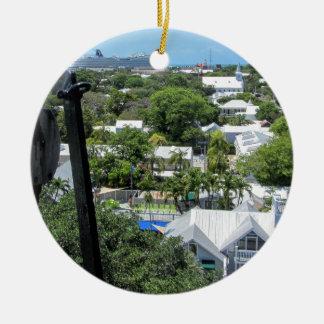Key West 2016年 セラミックオーナメント