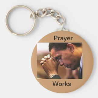 Keychainの祈りの言葉、オバマkeychainの大統領の祈ること、 キーホルダー