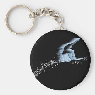 Keychainスノーボーダー キーホルダー