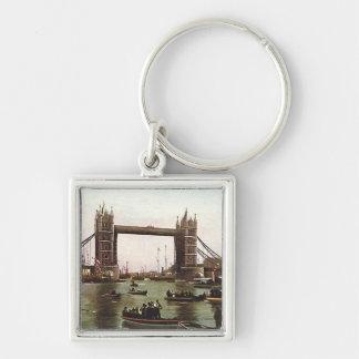 Keychain -タワー橋、ロンドン キーホルダー