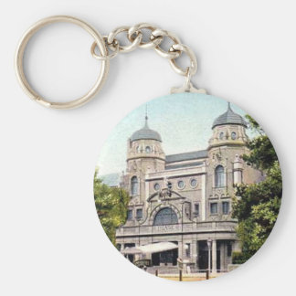 Keychain - 1905年にリッチモンドの劇場 キーホルダー