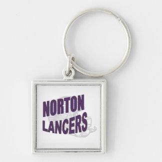 Keychain Nortonの槍騎兵 キーホルダー